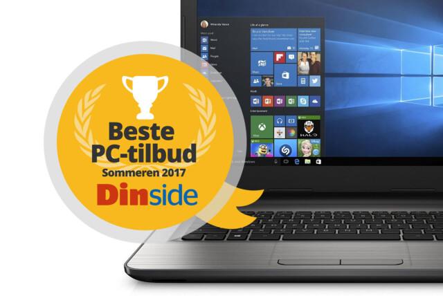 9075d646 Seks PC-er til under 4.000 kroner - De beste PC-tilbudene til ...