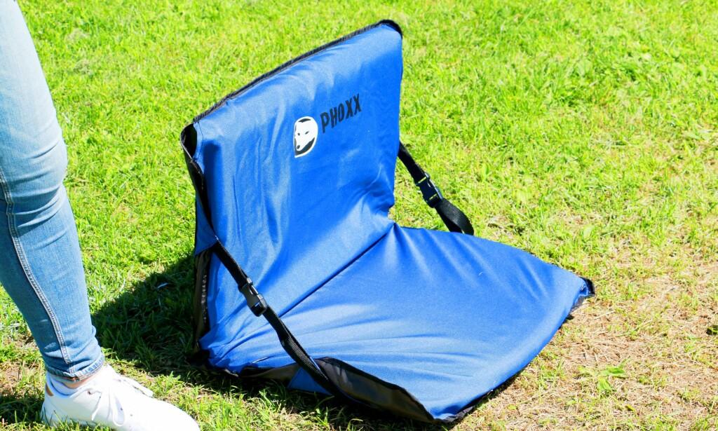 #6: Voila, du har en fiks-ferdig stol.