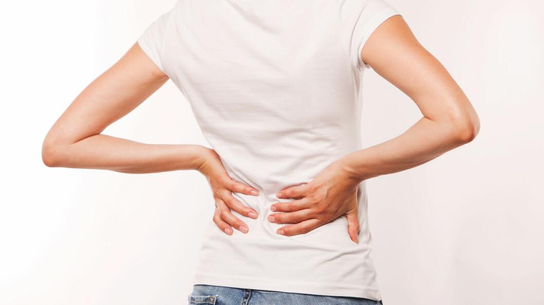 HOFTELEDDSBØYEREN: Husker du å tøye hofteleddsbøyeren jevnlig? Gjør du ikke dette kan du blant annet få smerter i korsryggen.  Foto: milazvereva - Fotolia