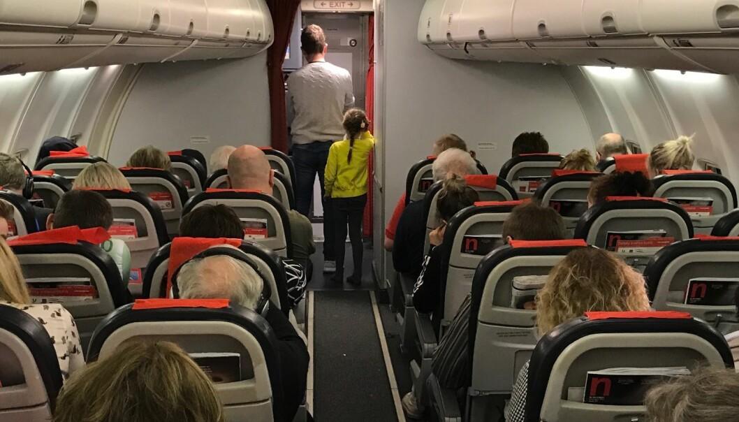 Du kan få tusenlapper om flyet er forsinket