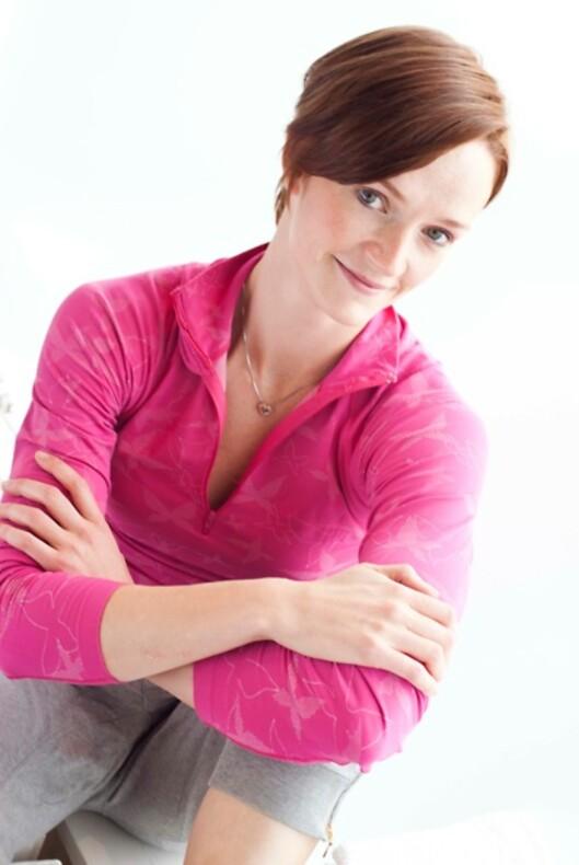 <strong>VELDIG EFFEKTIV:</strong> Helle G. Bornstein er personlig trener og gründer av Smart Trening. Hun sier til KK.no at burpees er svært effektive.  Foto: Smart Trening