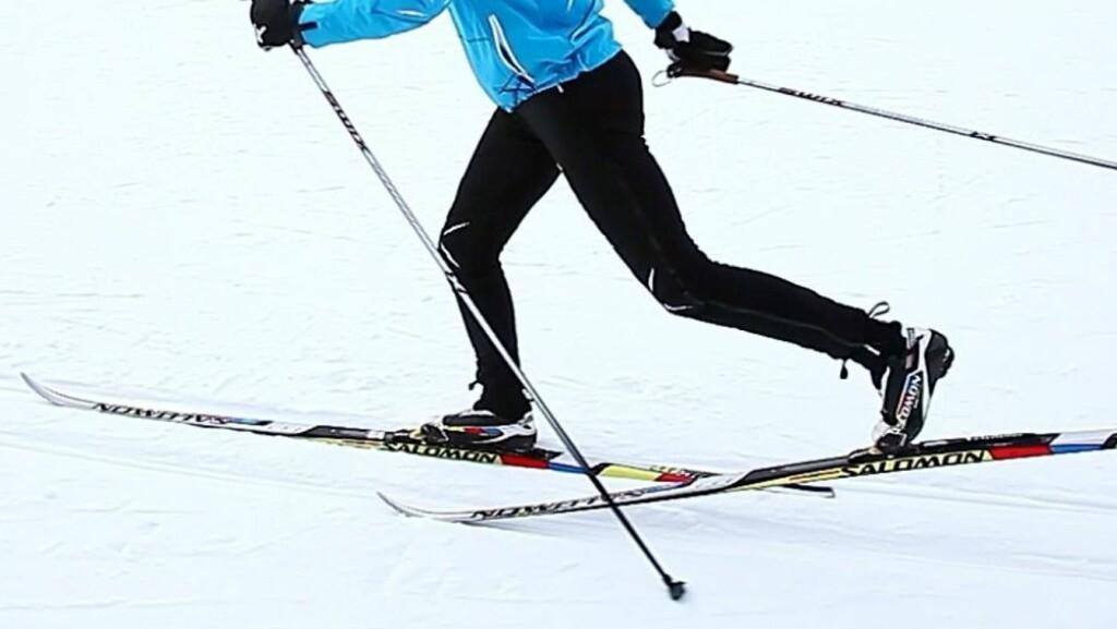 e0ac4552 UT PÅ TUR: Det er viktig at du gjør i stand skiene dine før du