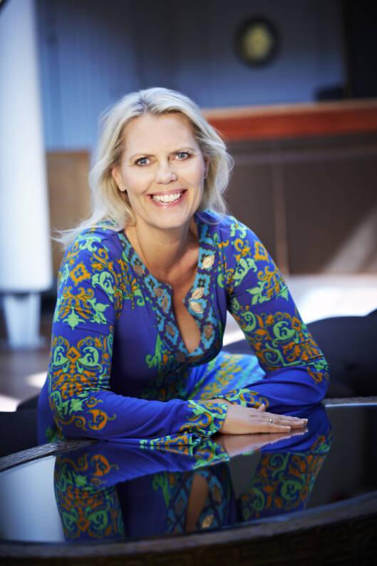 AKSEPT: Coach Ellen Varhs beste råd er å godta nedstemtheten.