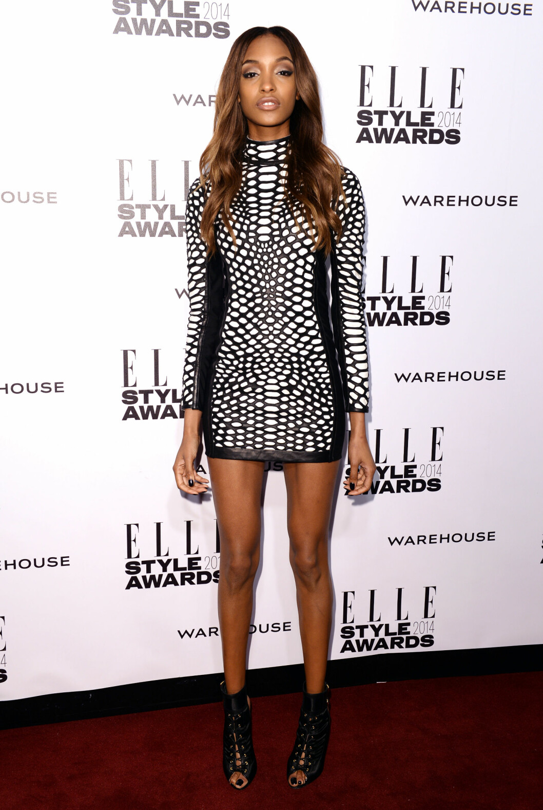 Jourdan Dunn Foto: REX/David Fisher/All Over Press