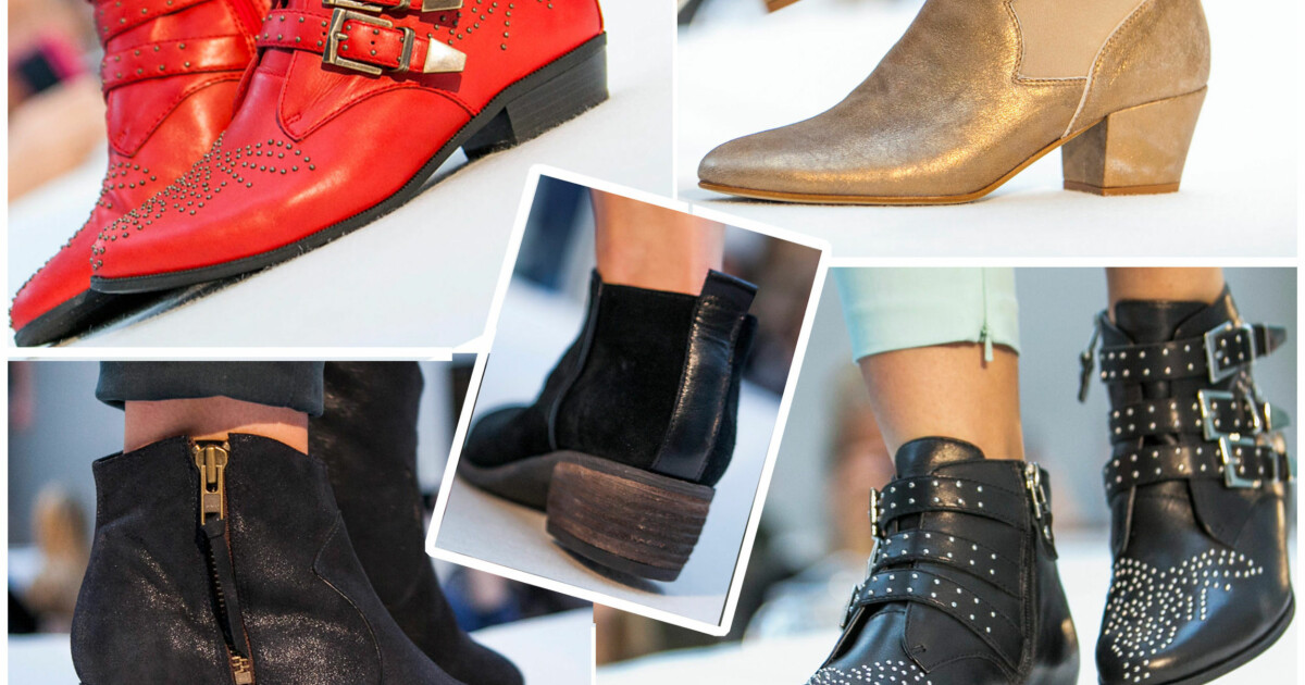 d6c91f8b554 Støvletter: Skoene du kan bruke hele året - KK