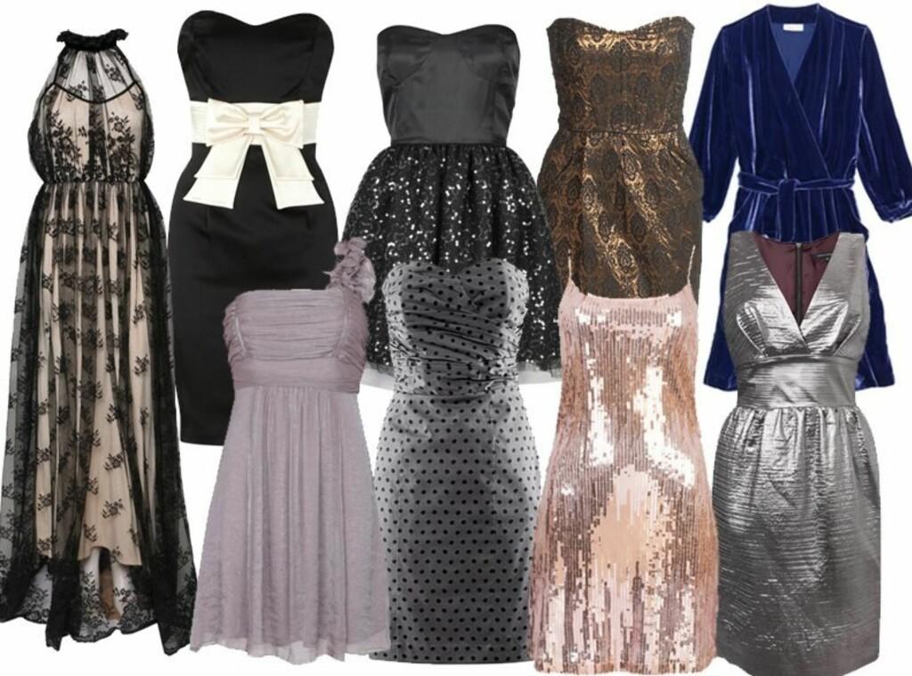 d18d7dfe Julebordkjoler: 100 kjoler til festsesongen - KK