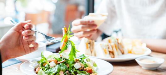 Du kan forbrenne mer med ett stort måltid enn flere små