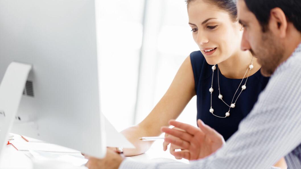 FORHANDLE LØNN: Er du flink nok til å si ifra og stille krav på arbeidsplassen?