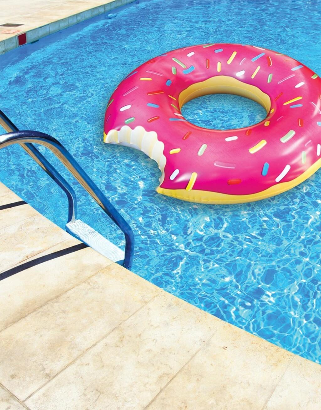 Oppblåsbar Donut fra | Teknikmagasinet