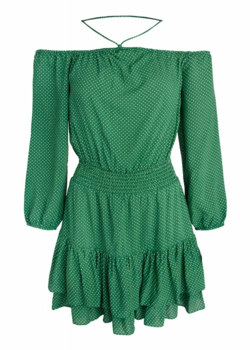 Kjole fra Designers Remix   kr 1800   https://www.designersremix.com/no/rion-dot-dress-57376.html