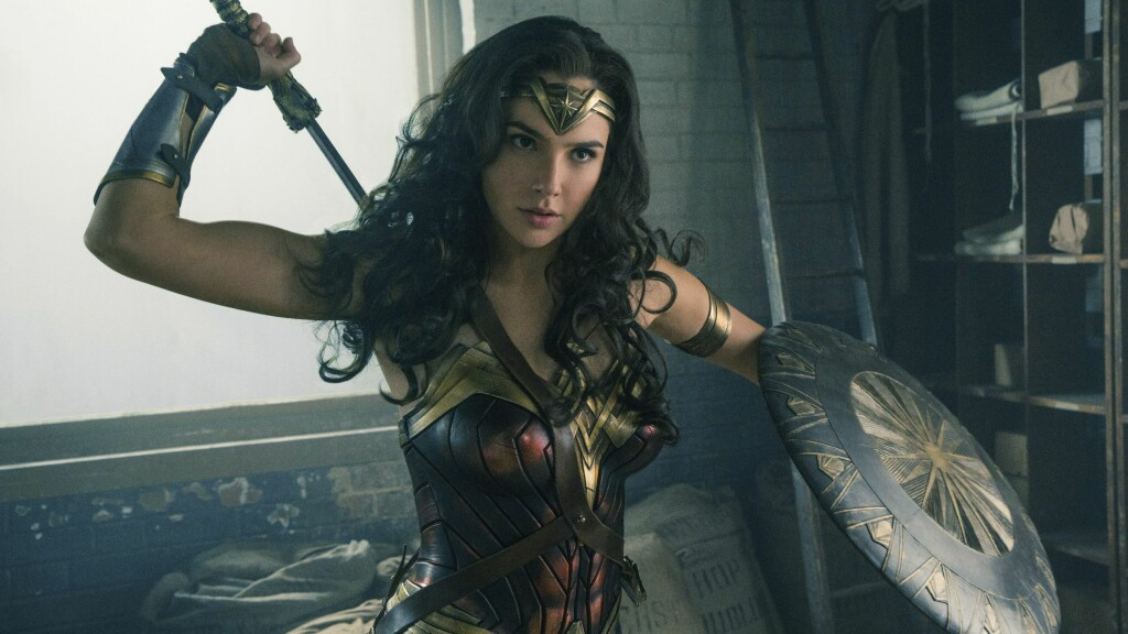 WONDER WOMAN: Gal Gadot er blant Hollywoods hotteste navn om dagen. Foto: Pa Photos