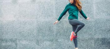 - Et lavere aktivitetsnivå gjør at aldringsprosessene i kroppen skjer fortere enn de trenger å gjøre