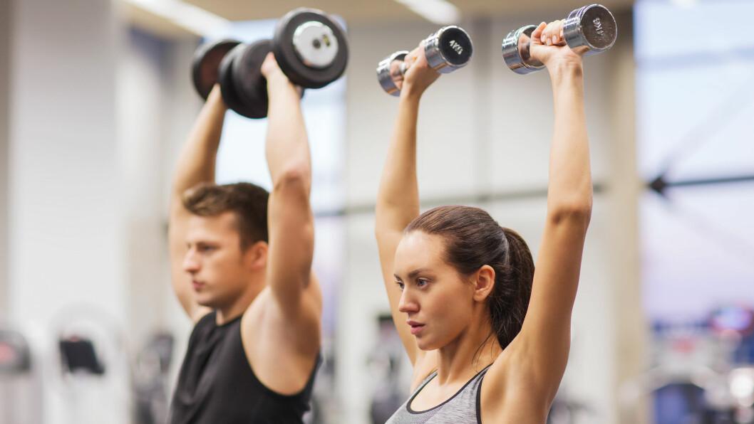 MAT ETTER TRENING: Er det egentlig nødvendig å spise proteiner etter en hard treningsøkt?  Foto: Shutterstock / Syda Productions