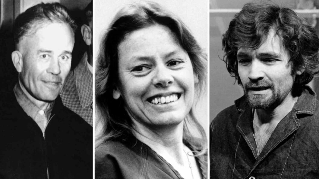 SERIEMORDERE: Gjennom tidene er det flere som har hentet inspirasjon fra virkelige seriemordere til både filmer og TV-serier. Vi i KK.no-redaksjonen har plukket ut noen av dem. Foto: NTB scanpix
