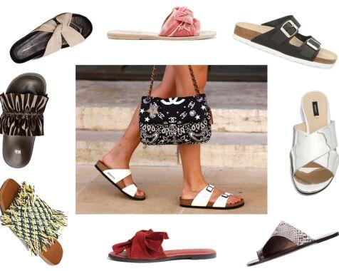image: Sommerens fineste sandaler