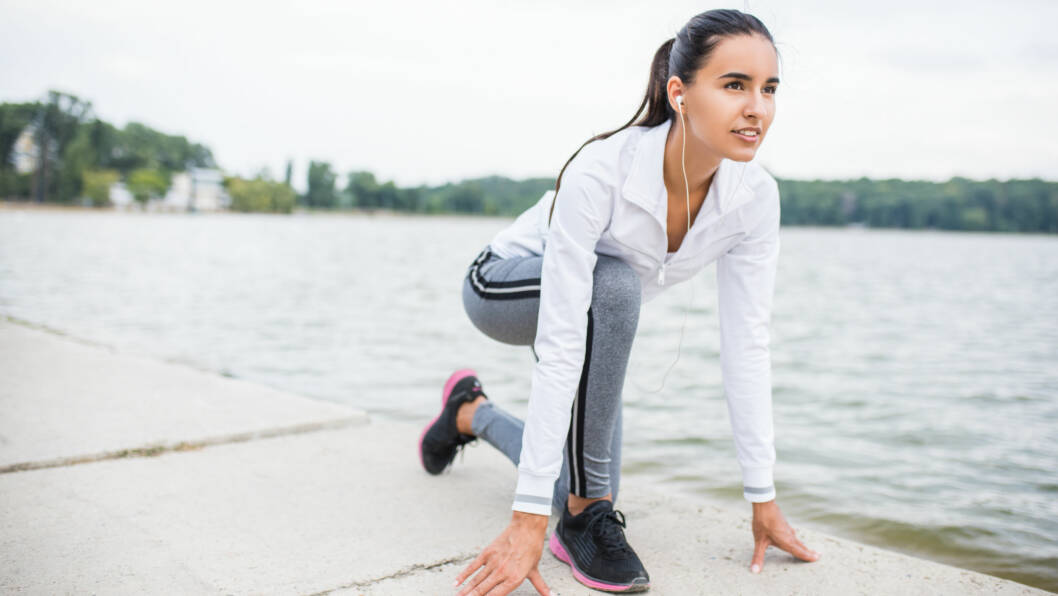 LØPING: Blir du nervøs for å stille til et løp? Det trenger du ikke - her er 15 tips som hjelper deg å gjennomføre langdistanseløpet. Foto: NTB scanpix