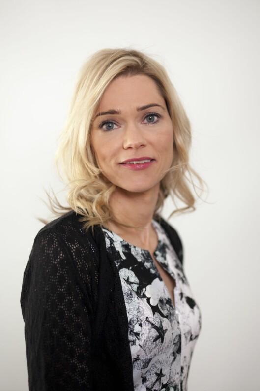 LITE KJENT: – Kvinner bør vite om sammenhengen mellom alkohol og brystkreft, sier Kari Randen, daglig leder i AV-OG-TIL. Foto: Ann Elin Wang