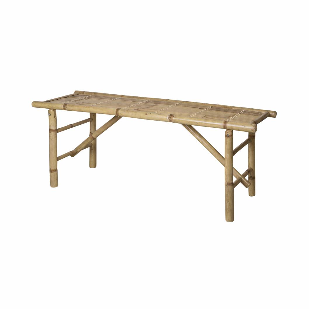 Bambusbenk fra Granit │ kr 499 │