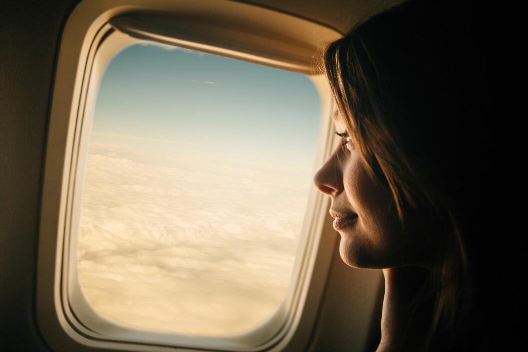 <strong>HØYT TRYKK:</strong> Neseblødning kan komme av mye. Som trykket på flyet, høyt blodtrykk, uvaner og nesespraty.  Foto: Scanpix