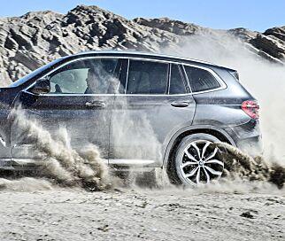 image: Se - sånn blir den nye BMW X3