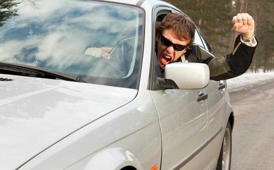 UPOPULÆR SJÅFØR: Ifølge en undersøkelse er BMW-sjåførene både de frekkeste på veien, de dårligste sjåførene og dårligst til å parkere. Foto/Illustrasjon: Inc / Shutterstock / NTB scanpix