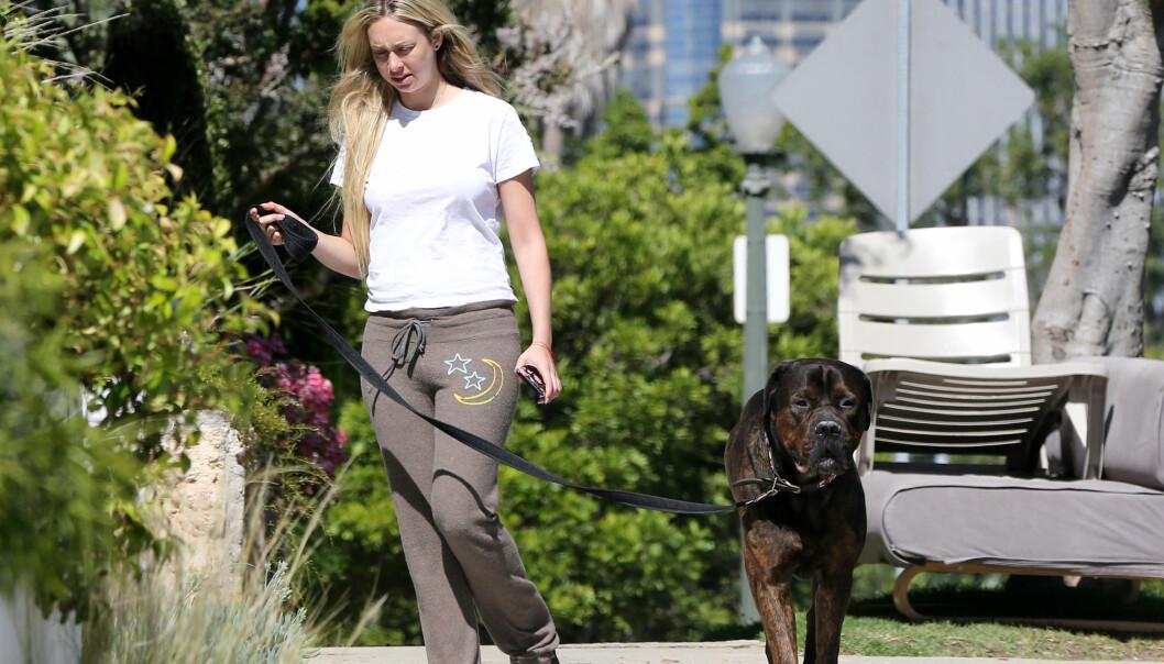 <strong>UNGKAREN:</strong> Corinne Olympios har tidligere vært med på «Ungkaren». Foto: Splash News / NTB Scanpix