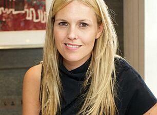 image: Anna Margaret (33) er en av Norges rikeste