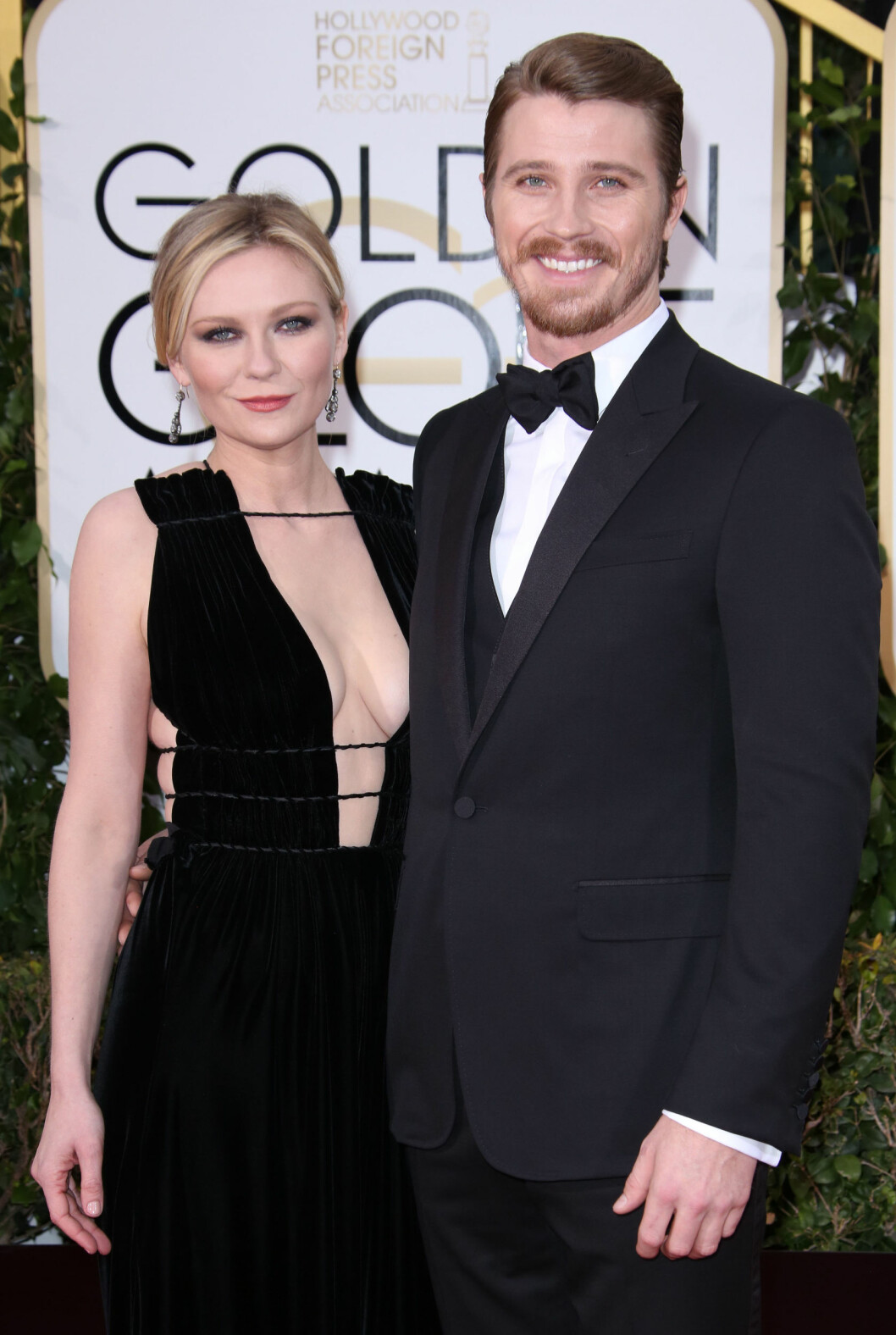 <strong>BRUDD:</strong> Etter fire år som et av Hollywoods hotteste skuespillerpar annonserte Kirsten Dunst og Garrett Hedlund i april at de to hadde valgt å bryte forholdet. Foto: NTB Scanpix