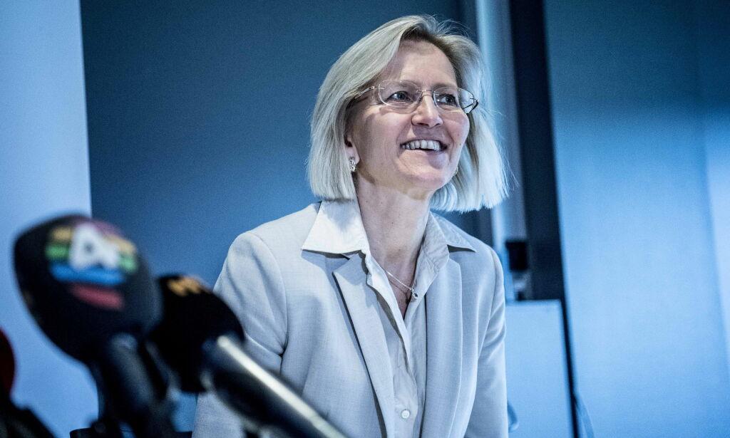 image: Hun er ny generalsekretær i Norges idrettsforbund