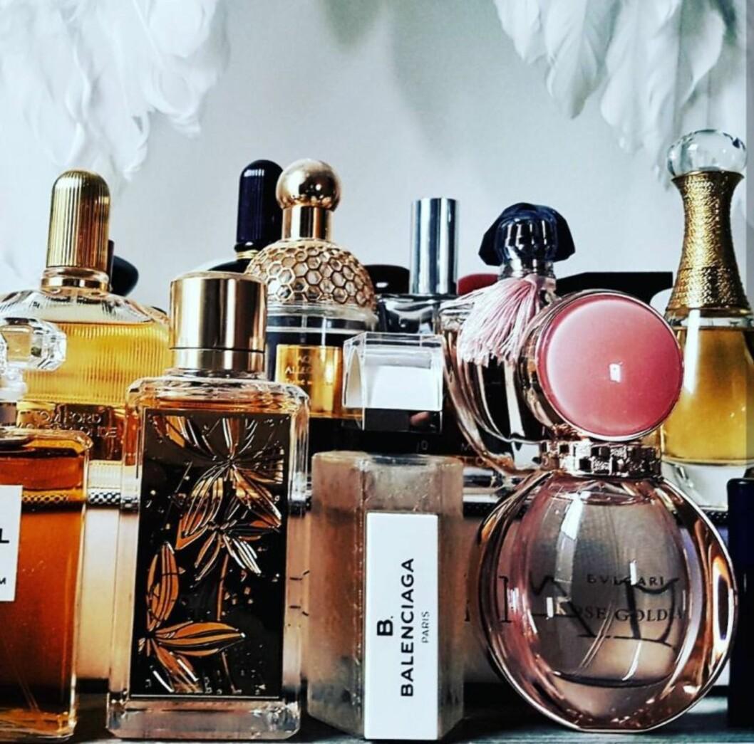 BLOGG: Ikke pynt baderomshyllen eller vinduskarmen med parfymer!