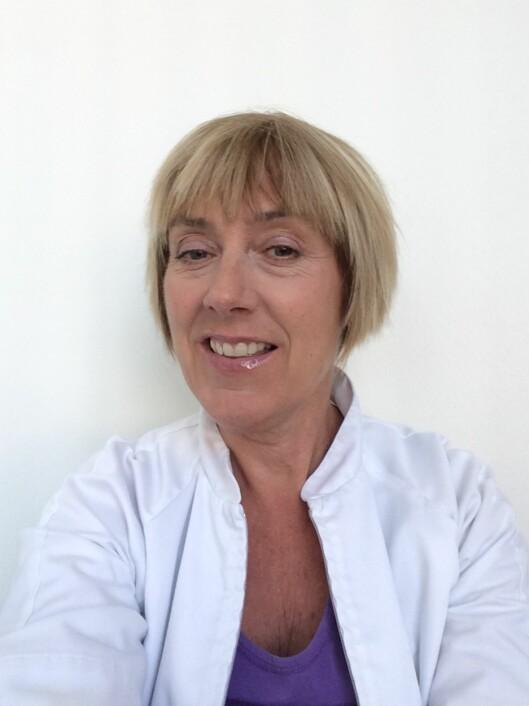 GYNEKOLOG: Åsle Marit Ullern forklarer at tidlig overgangsalder ikke kan forebygges. Foto: Privat