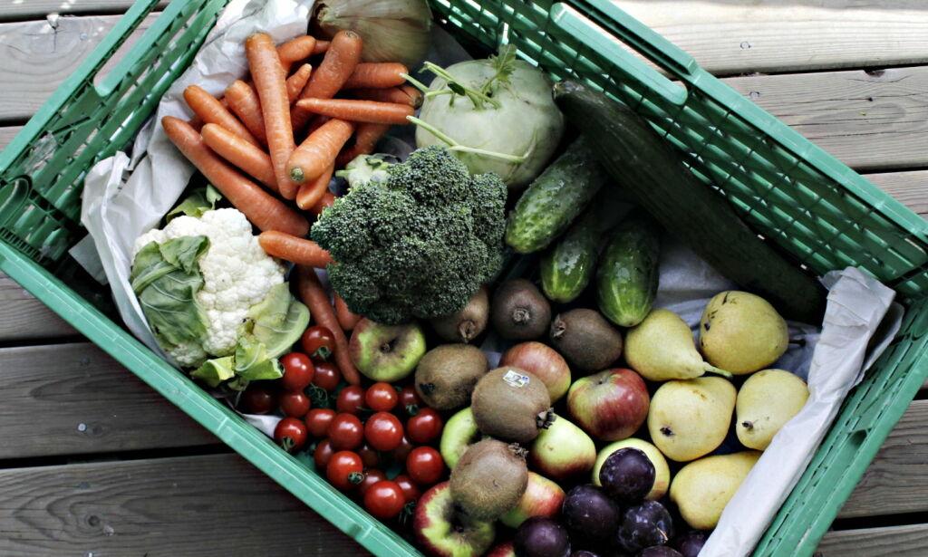image: Alle bør spise mye grønnsaker