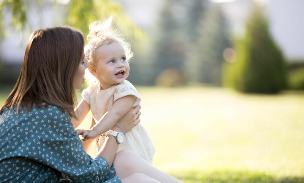 c702a6527 Barn språk: Har ikke barnet begynt å snakke ennå? - KK