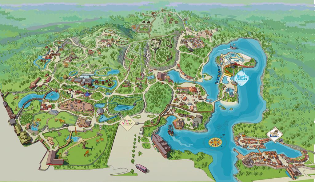kristiansand dyrepark kart Marked   Ekspertenes beste tips til Dyreparken   KK | Inkluderende  kristiansand dyrepark kart