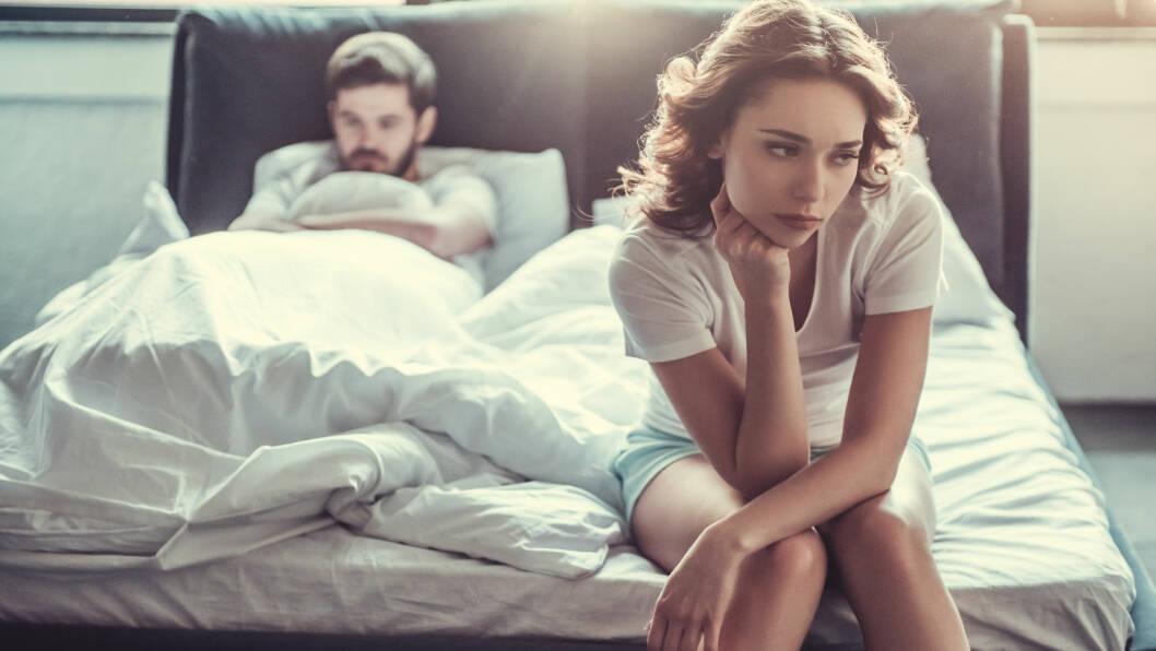SJALUSI: Det er ikke uvanlig at gamle vonde erfaringer påvirker ditt nye forhold, men det er slett ikke bra. Foto: NTB scanpix