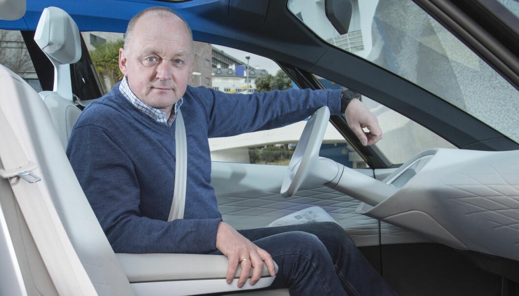 Prøvekjørt: VW I.D., som kommer i 2020
