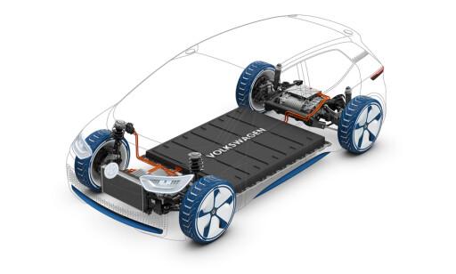 Illustrasjon: VW