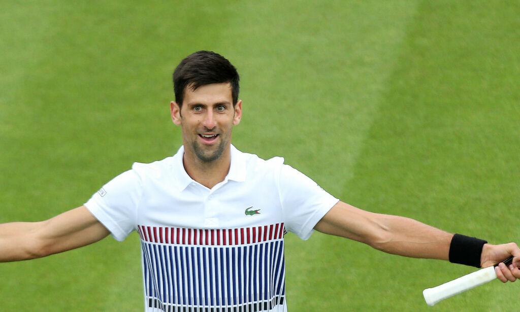 image: For første gang siden 2011 er tennisstjerna utenfor topp to i verden: - Han har mistet krigerevnen