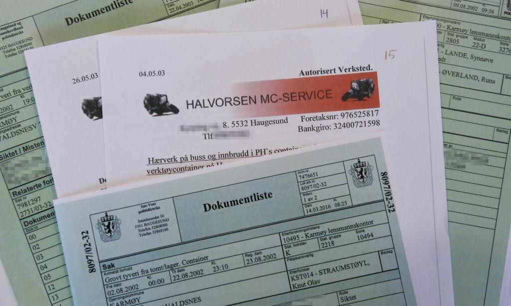 image: Finns anmeldelse ble slettet og sentrale dokumenter forsvant hos politiet