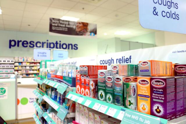 64b4aa1b MYE BILLIGERE APOTEKVARER: Vi fant apotekvarer som var 91 prosent billigere  på apotek i London