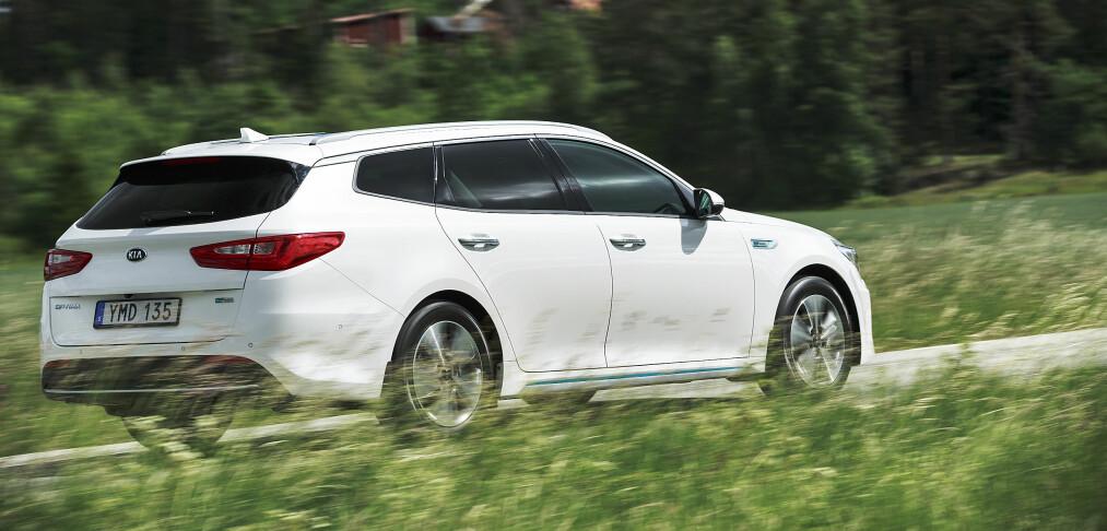 Kia går rett i strupen på VW Passat: Se hva du får for pengene