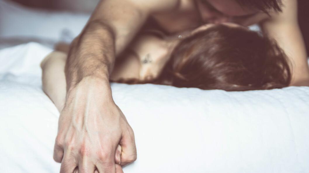 SEX ETTER FØDSEL: Sexen kan føles annerledes etter en fødsel.  Foto: NTB Scanpix