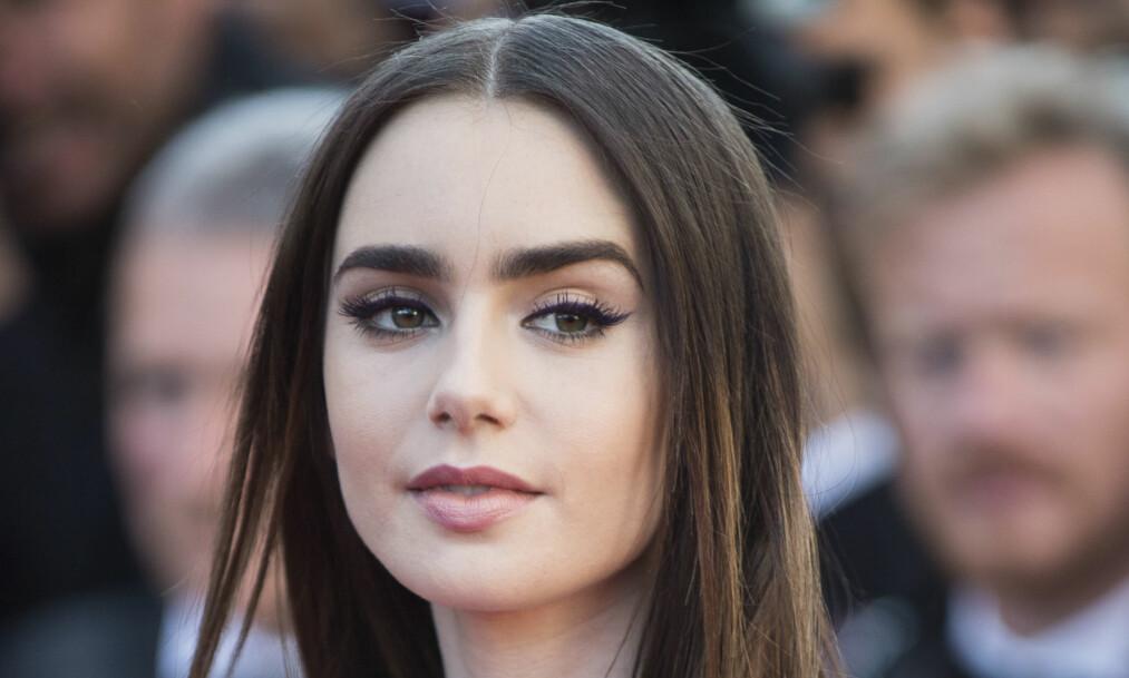 «TO THE BONE»: Collins har hovedrollen i den nye Netflix-produserte filmen om anoreksia. Foto: NTB Scanpix