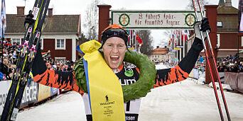 image: Langløpskongen Petter Eliassen legger satsinga på hylla