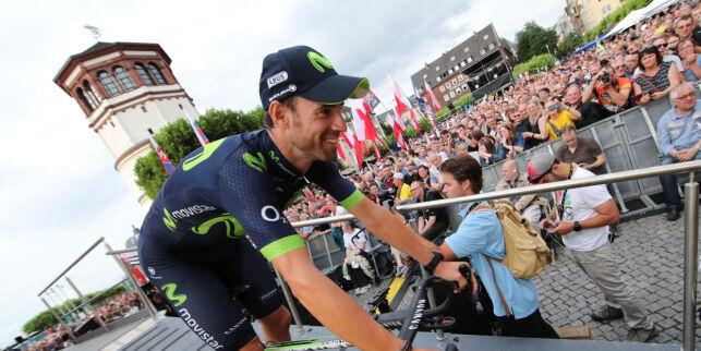 image: Spansk favoritt krasjet ut av Tour de France