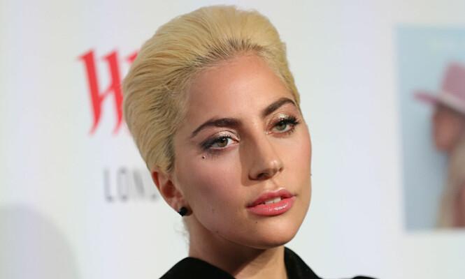 <strong>FOR MANGE IDEER:</strong> Lady Gaga liker sin egen sang, men ikke hva den minner henne om. Foto: NTB Scanpix