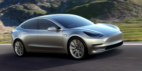Fremskynder produksjonen av «billig-Teslaen»