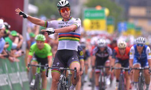 image: LIVE: Sagan storfavoritt i tøff finale