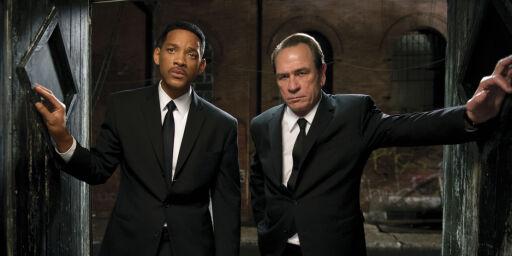 image: Det var bare så vidt Will Smith fikk rollen i «Men in Black»