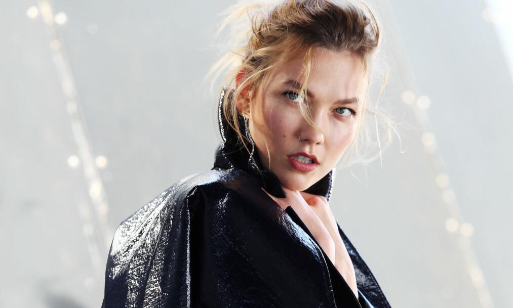 KROPSSPRESS: Den siste tiden har flere kjente modeller, som blant andre Karlie Kloss, åpnet opp det vanvittige kroppspresset i modellbransjen. Foto: Shutterstock, NTB Scanpix